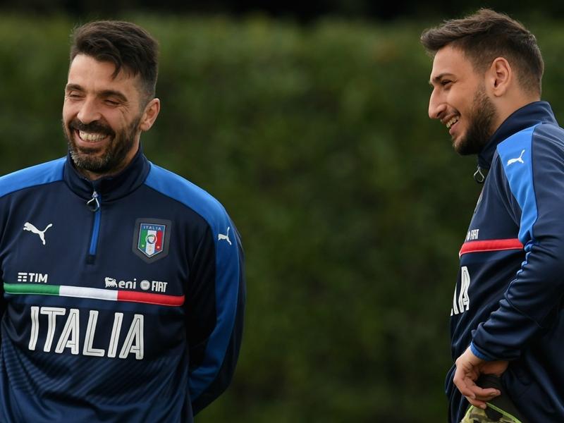 """Donnarumma l'erede di Buffon? """"Lui il mio idolo, devo lavorare tanto"""""""