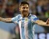 Así fue el partido de Messi