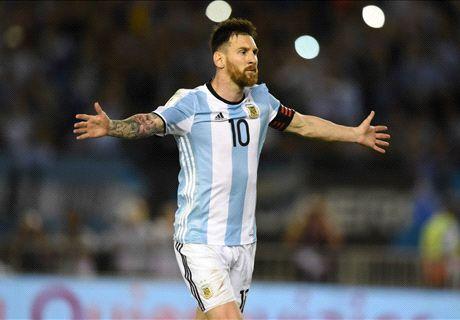 La Messidependencia de Argentina