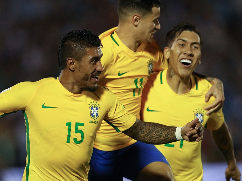IN STATS: All the numbers from Brazil's win in Uruguay