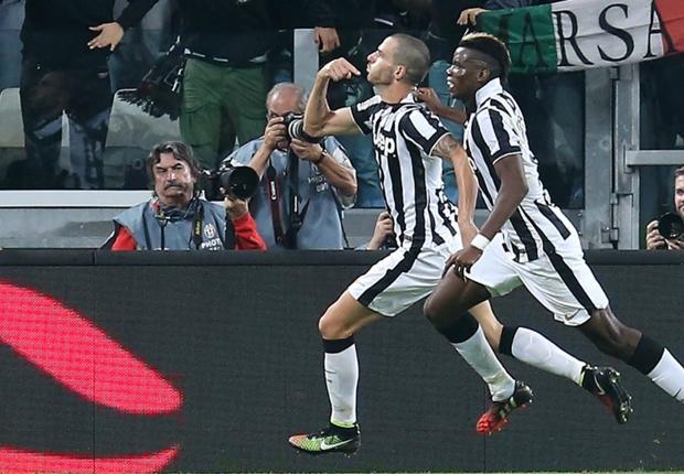 Bonuccis Traumtor bringt Juventus den Sieg gegen Rom