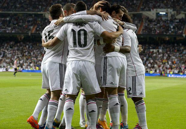 Real feiert Kantersieg - Atletico Madrid erlebt Desaster gegen Valencia