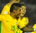 PAULINHO: Prem flop steps up for Brazil
