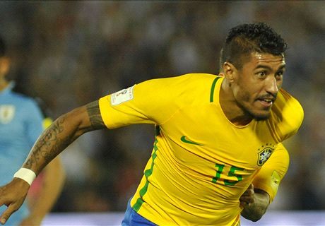 Paulinho hints at Barcelona move