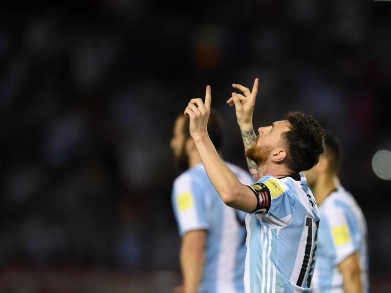 Messi suspendu avec l'Argentine ?