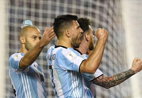 LIVE: Bolivia vs. Argentina