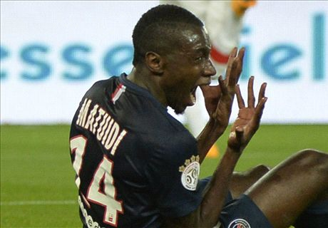 Gagal Ke Juventus, Matuidi Tak Bahagia