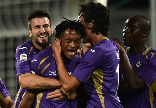 Fiorentina 3-0 Inter: Cuadrado on target as Mazzarri's men are humbled