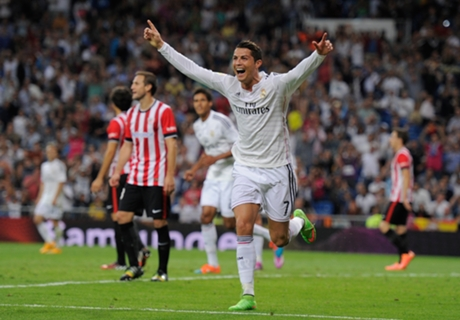 Spelersrapport: Real Madrid - Athletic