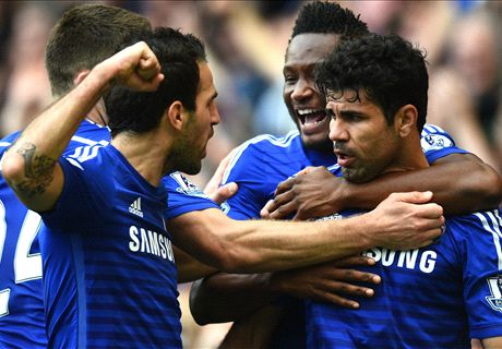 Vieira: Chelsea can match Invincibles