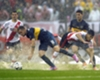 River and Boca share Superclasico spoils in torrid conditions