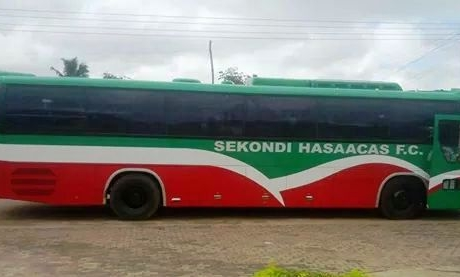 Hasaacas purchase a new team bus