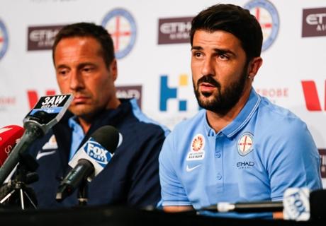 Villa: I'm ready for A-League adventure