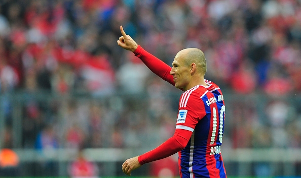 Karl-Heinz Rummenigge: Arjen Robben Masih Tak Terbendung!