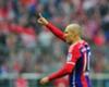 Bayern, Robben absent contre M'Gladbach