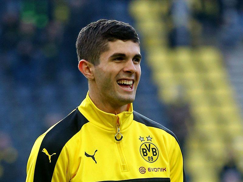 LIVE: Borussia Dortmund vs Hamburg