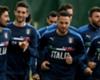 Timnas Italia Coret Empat Pemain