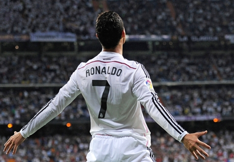 Readers vote CR7 greatest athlete ever