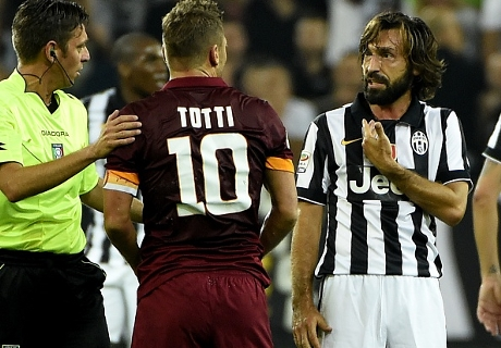 PREVIEW Serie A: AS Roma - Juventus