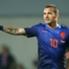 Sneijder con la maglia dell'Olanda