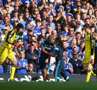 Courtois cleared after head injury