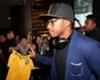 Jogadores que atuam no Brasil começam a chegar a concentração da Seleção em Pequim