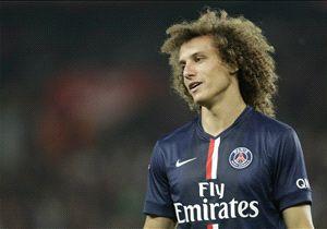 El brasileño David Luiz llegó a Francia hace apenas medio año