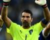 Buffon breaks Euro cap record