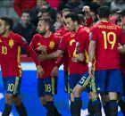 Qualificazioni Mondiali: la Spagna ne fa quattro