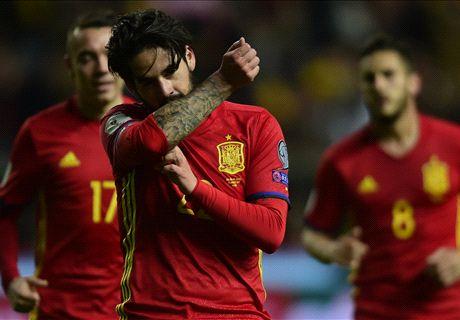 L'évolution du maillot de l'Espagne à travers l'Histoire
