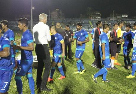 FIFA rankings: India at 159