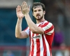 VIDEO: Derry City manager's touching tribute at Ryan McBride's funeral