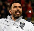 BUFFON: Breaks European cap record