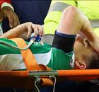 Taylor 'despondent' after Coleman leg break