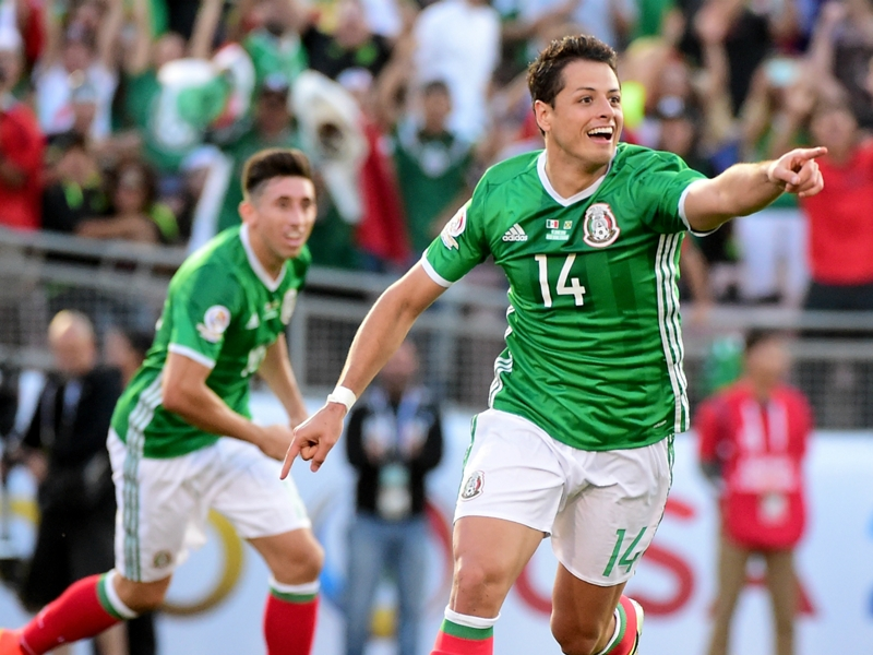 Record-tying Chicharito has place among Mexico national team greats