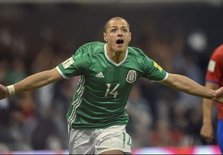 Chicharito agrees to join West Ham
