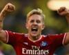 Holtby fest beim HSV unter Vertrag