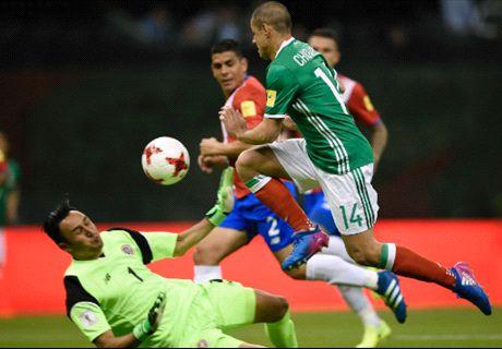 Los 46 goles de Chicharito en el Tri