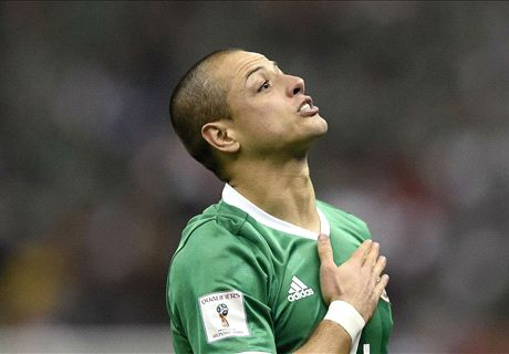 Chicharito now among Mexico greats