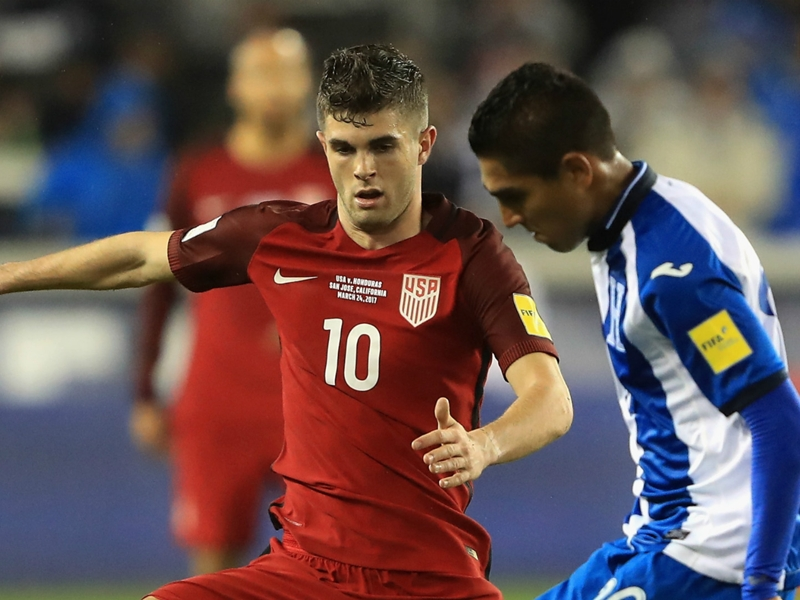 Christian Pulisic shines in USA playmaker role