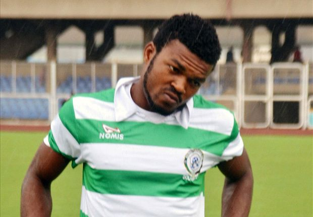 Emem Eduok excited with first Nigeria call-up