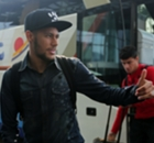 Gallery: Messi & Neymar, Brazil & Argentina arrive in China