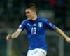 Italy midfielder Marco Verratti