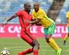 South Africa 3-1 Guinea-Bissau: Bafana Bafana tame African Wild Dogs