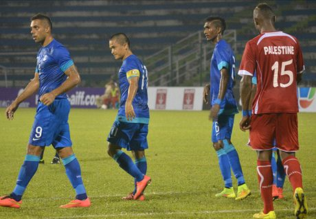 India drop to 171 in FIFA rankings