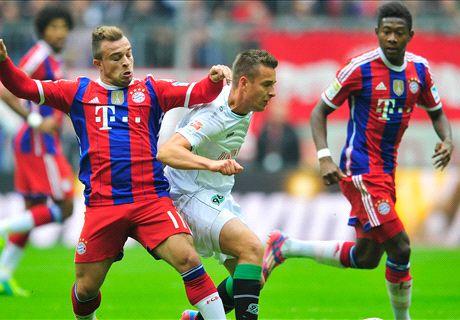 Bayern can't lose Shaq & Hojbjerg