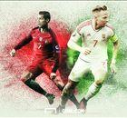 LIVE: Portugal vs. Hungary