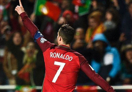 Ronaldo leads Portugal past Hungary