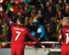 Ronaldo Macarlar'ı görünce yine coştu