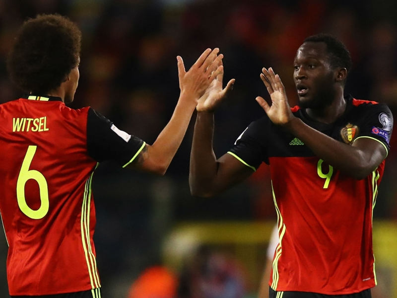Belgium 1 Greece 1: Lukaku rescues below-par Red Devils